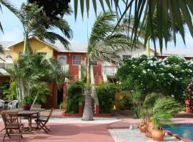 Cunucu Villas - Aruba Tropical Garden Apartments, Oranjestad (Piedra Plat yakınında)