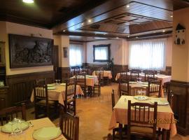 Hostal Plaza (Bar-Restaurante), Sacedón