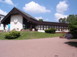 Hotel Astra, Tuchlovice (Lány yakınında)