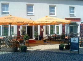 Hotel und Restaurant Rosenkranz, Markranstädt (Near Lützen)