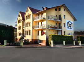 Hotel Milena, Милювка