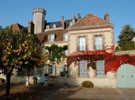 Maison Conti, Montmirail (рядом с городом La Pectière)
