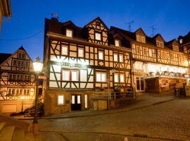 Altstadt-Hotel Gelnhausen, Gelnhausen