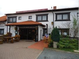 Hotel auf der Hohe, Ballenstedt (Meisdorf yakınında)