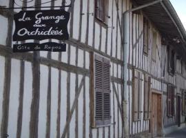 La Grange aux Orchidées, Bussy-le-Repos (рядом с городом Noirlieu)