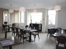 Hotel des Voyageurs, Chef-Boutonne (рядом с городом  Gournay-Loizé)