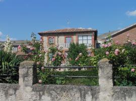 Hotel Rural La Consulta De Isar, Isar (Estépar yakınında)