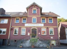 Zur Hessischen Schweiz, Dörnhagen (Guxhagen yakınında)