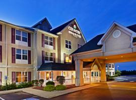 Country Inn Suites By Radisson Frackville Pottsville