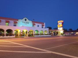 Dow Villa Motel, Lone Pine