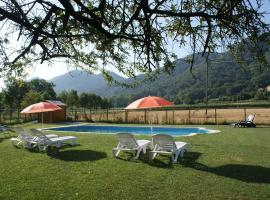 Mas Prat, Vall de Bianya (рядом с городом Riudaura)
