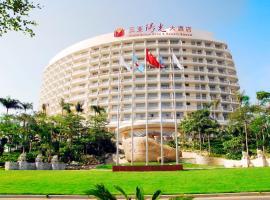 Grand Soluxe Hotel & Resort, Sanya