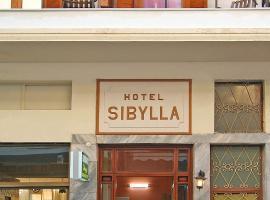 Sibylla Hotel, Delfoi