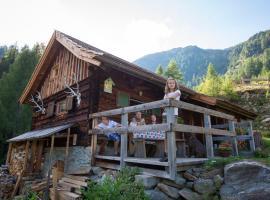 Berghütte Bloatschtratten, Пенк
