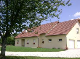 La ferme de la Velle, La Neuvelle-lès-Scey (рядом с городом Vanne)