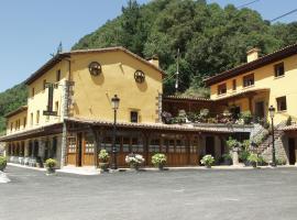 Hotel La Molinuca, Альес (рядом с городом Mier)