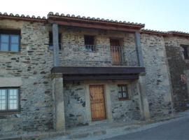 La Tarihuela I, Fuenteguinaldo (Campillo de Azaba yakınında)