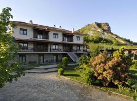 Guesthouse Anastasia, Nestorio