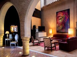 Hotel Monasterio Benedictino, Calatayud (Embid de la Ribera yakınında)