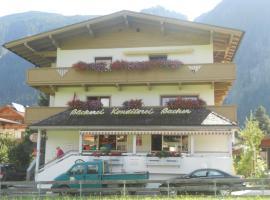 Ferienwohnung Bacher, Mayrhofen
