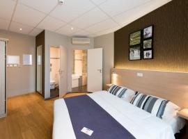 Univers Hotel & Restaurant, Liège