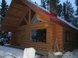 Clearwater Lake Lodge & Resort, Kleena Kleene (Tatlayoko Lake yakınında)