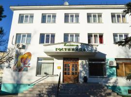 Hotel Planeta, Pechory (Kalatsova yakınında)