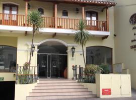 Altos De Balcarce Hotel