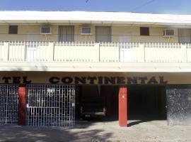 Hotel Continental, Santa Ana