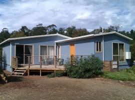 Bruny Island Beachside Accommodation, Dennes Point (Tinderbox yakınında)