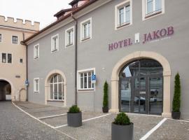 ホテル ヤコブ レーゲンスブルク