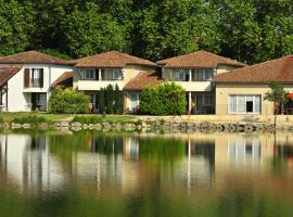 Hôtel Club Vacanciel Les Rivages, Samatan (рядом с городом Cazaux-Savès)