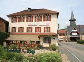 Auberge Saint Martin, Saint-Martin-Terressus (рядом с городом Saint-Laurent-les-Églises)