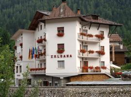 Hotel Zoldana, Forno di Zoldo