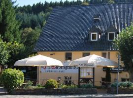 Waldhotel im Wiesengrund, Hürtgenwald (Simonskall yakınında)