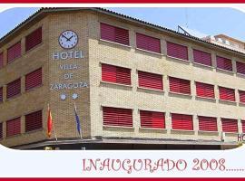 Hotel Villa de Zaragoza