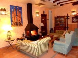 Hotel Abadia, Puebla de Arenoso (Olba yakınında)