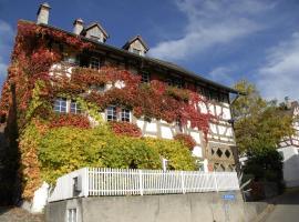 Guesthouse Les Mignardises, Uhwiesen