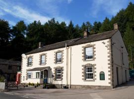 The Snake Pass Inn, Bamford