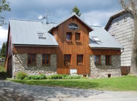 Apartmány Nové Hutě, Nové Hutě (Paseka yakınında)