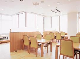 Hotel Okabe Shiosaitei, Wakkanai (Kawajiri yakınında)
