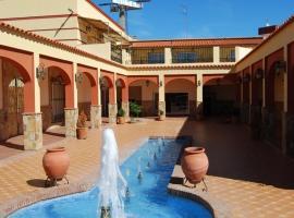 Hotel Trajano, Zalamea de la Serena (Benquerencia de la Serena yakınında)