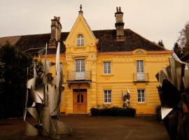 Villa des Capucins, Ликсей-ле-Бен (рядом с городом Abelcourt)