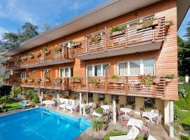Hotel Aster, Merano