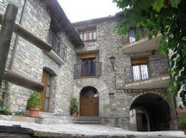 Casa Cosculluela, Аинса-Собрарбе (рядом с городом Usana)