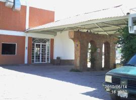 Hotel Real de Agua Prieta, Agua Prieta