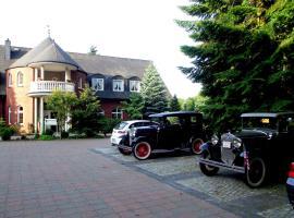Hotel und Restaurant Waldschlösschen, Crivitz (Settin yakınında)