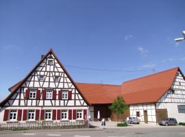 Stubersheimer Hof, Stubersheim (Steinenkirch yakınında)