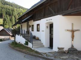 Haus Tischler Ferienwohnungen, Ramingstein