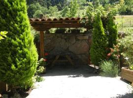 Chalet Rural El Encanto, Potes (Aliezo yakınında)